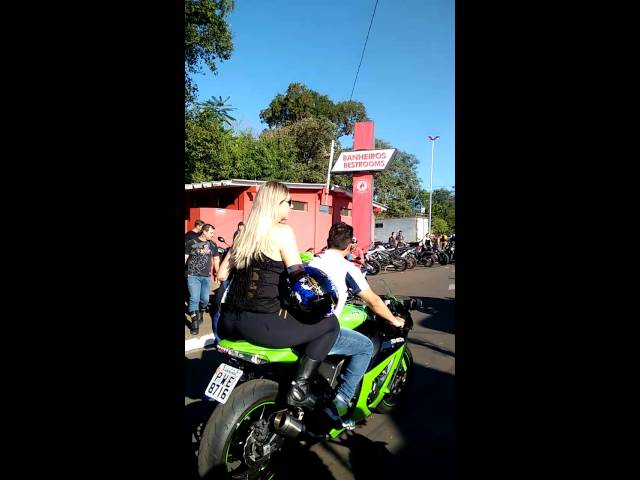 Barretos Motorcycle 2016... Role