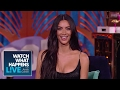 has kim kardashian west spoken with taylor swift? wwhl