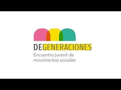 PIT-CNT Encuentro Juvenil de Movimientos Sociales 2017
