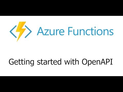 Functions OpenAPI Tutorial