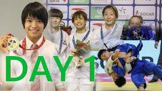 グランプリ・フフホト国際大会 (18.5.25) Grand prix HOHHOT DAY 1