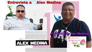 Baixar Entrevistando a  Alex Medina desde Manteca California
