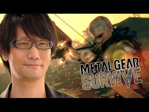 Metal Gear Survive Скачать Торрент - фото 8