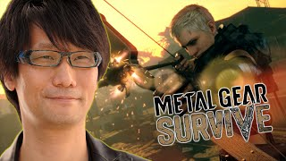 When Hideo Kojima Saw Metal Gear Survive