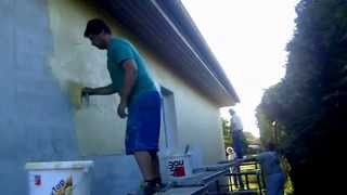 DOZP Nýřany - čistá fasáda