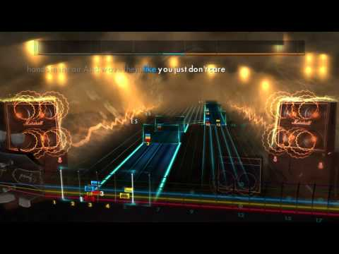 Rocksmith 2014 Lost in hollywood - System of a down (Custom)