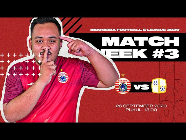 Barito Putera vs Persija Persija Jakarta | IFeL 2020 Matchweek #3
