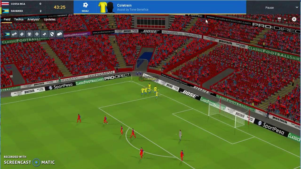 Costa Rica Game