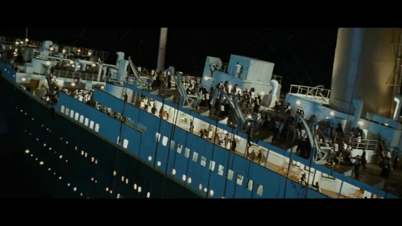 titanic 3d official trailer hd youtube
