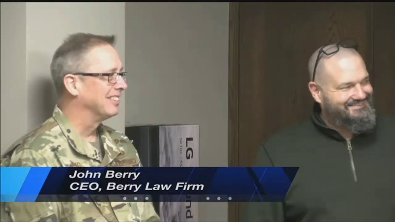 Experienced Veterans Benefits Attorneys | Berry Law Firm