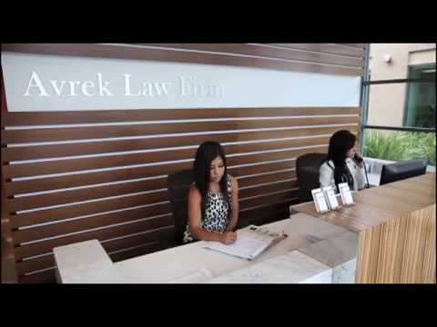 Avrek Law Firm Your Orange County Car Accident Attorneys