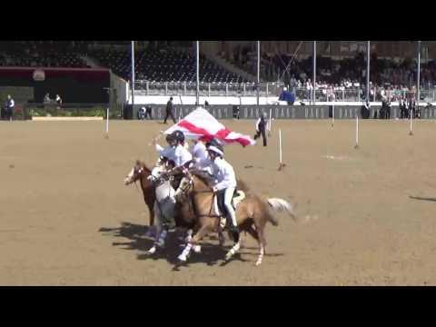 England Mounted Games Team Royal Windsor 2016