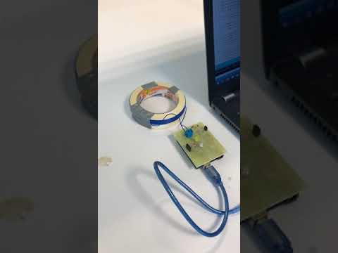 Metal Detector on Arduino