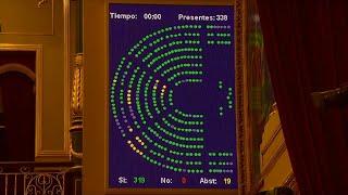 Aprobada la propuesta de reforma del Estatuto de Autonomía de Murcia