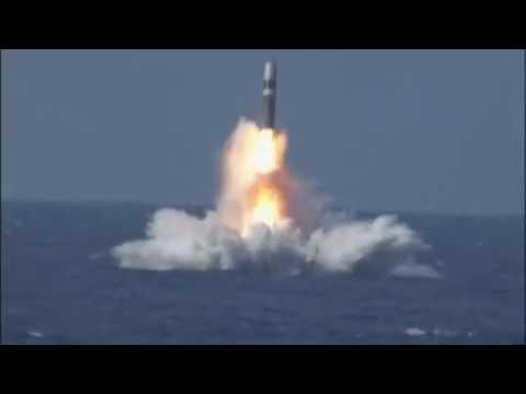 Trident II Documentry U.S. Intercontinental Ballistic Missile ICBM