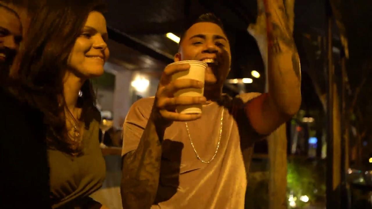 Felipe Araújo -  Hoje eu Beberei nos bares de São Paulo