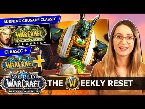 Where NEXT For Classic? Mobile, Burning Crusade & Classic+... Warcraft News