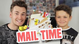 BROTHERS OPEN MAIL