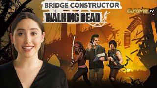 Game TV Schweiz - 06. Juli 2021 | Bridge Constructor: The Walking Dead
