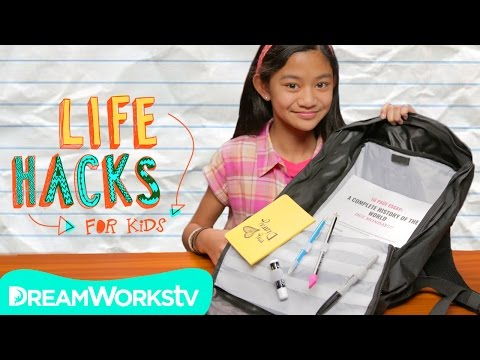 3-hacks-to-get-you-organized-|-life-hacks-for-kids