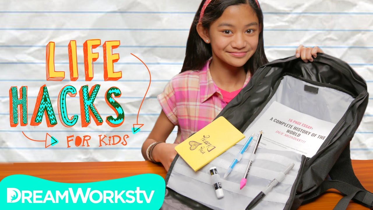 Life Hacks For Kids S2 O E4