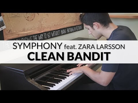 Clean Bandit - Symphony feat. Zara Larsson | Piano Cover