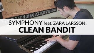 Video Clean Bandit - Symphony feat. Zara Larsson | Piano Cover download MP3, 3GP, MP4, WEBM, AVI, FLV Agustus 2018