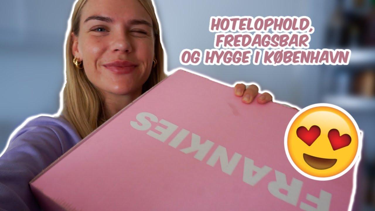 ENDNU EN DAG I KBH // FREDAGSBAR OG  HOTEL HYGGE