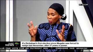 Zimbabwe landmark election 2018