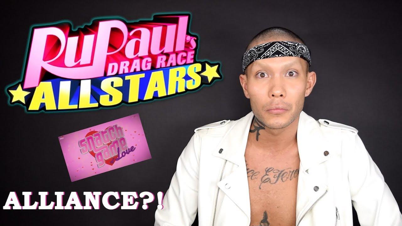 Rupaul's Drag Race All Star's 4; Ep. 3 – The Snatch Game & Alliance Drama | Kiki with Kimora Blac