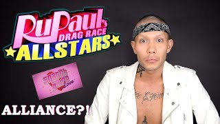 Rupaul's Drag Race All Star's 4; Ep. 3 - The Snatch Game & Alliance Drama | Kiki with Kimora Blac