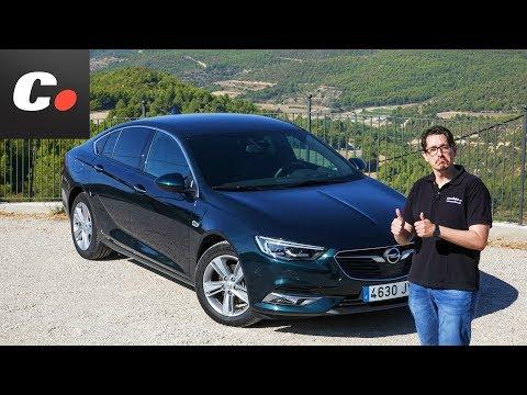Opel Insignia | Prueba / Test / Review en español | coches.net