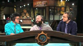Kranich vs. Kolento - Quarter-finals - Hearthstone World Championship 2014