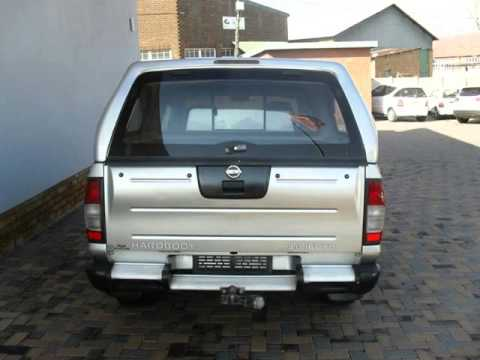 2005 NISSAN HARDBODY 3.0 16V TD DOUBLE CAB 4X4 SEL Auto For Sale On Auto Trader South Africa