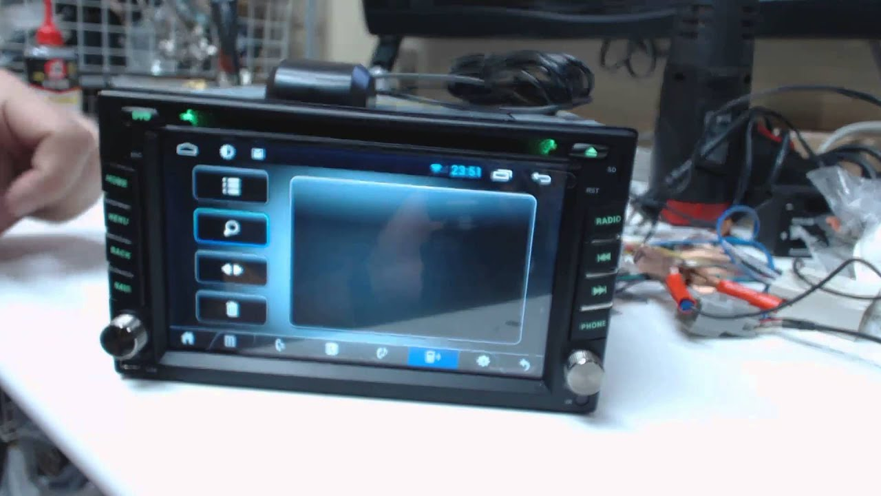 Dual Core android head unit review for my Ford F150 part 2 - YouTube