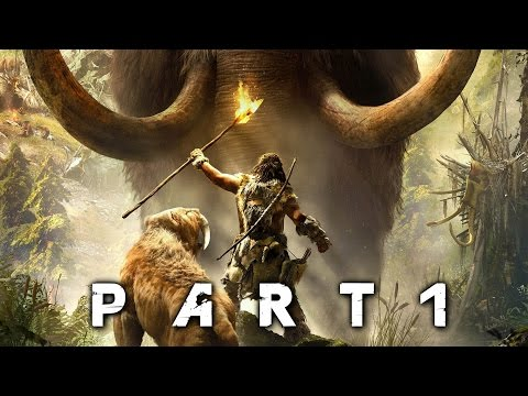 Far Cry Primal Walkthrough Gameplay Part 1 - Animals (PS4)