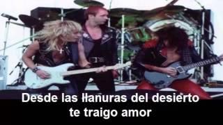 Judas Priest - Desert Plains SUBTITULADO ESPAÑOL