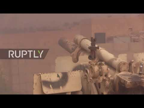 Syria: Army launches fresh assault on last town held by IS