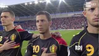Wales 0-2 BELGIUM's highlights | World Cup 2014 qualifying Group A | 2012/09/07