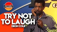 TRY NOT TO LAUGH | Deon Cole | Stand-Up Comedy