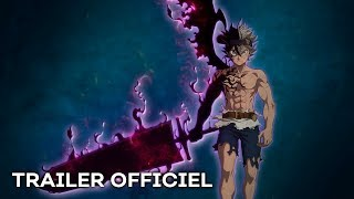 BLACK CLOVER ÇA CONTINUE !! - TRAILER OFFICIEL | Crunchyroll thumbnail