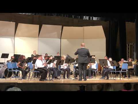 Nyssa Middle School Band