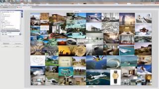 Как создать коллаж из фото для Плаката Мечты с помощью Picasa
