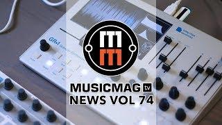 Musicmag TV News 74 Выпуск: GR-1 от Tasty Chips, Koma Elektronik, новые приятноси от Reason и др.