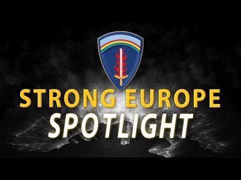 Strong Europe Spotlight - LTG Christopher Cavoli assumes command of U.S. Army Europe