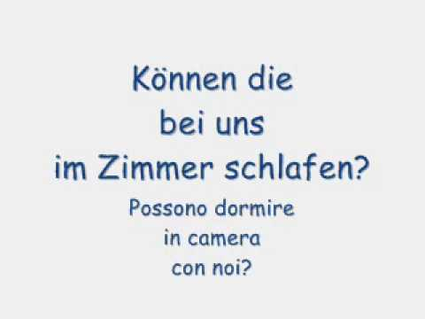 frasi d'amore in tedesco