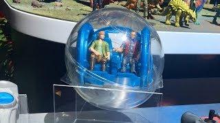 Jurassic World Gyrosphere at Mattel Toy Fair 2018