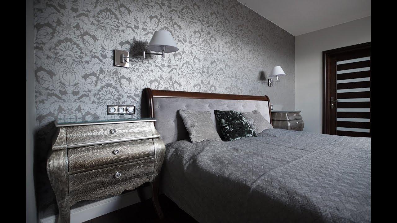 Szybkie Metamorfozy Odc 134 Sypialnia Z Garderobą Aranżacje Wnętrz Metamorfozy
