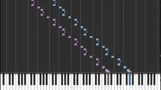 "Chopin - Étude Op. 10 No. 12 in C minor ""Revolutionary"""