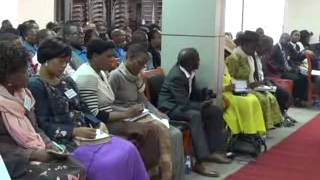 Botswana Conference - Morning Service (Sept 13, 2014) by The Prophet of The LORD
